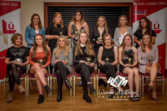 20181116 - 2018 Louth Ladies GAA All Star Presentation-6493