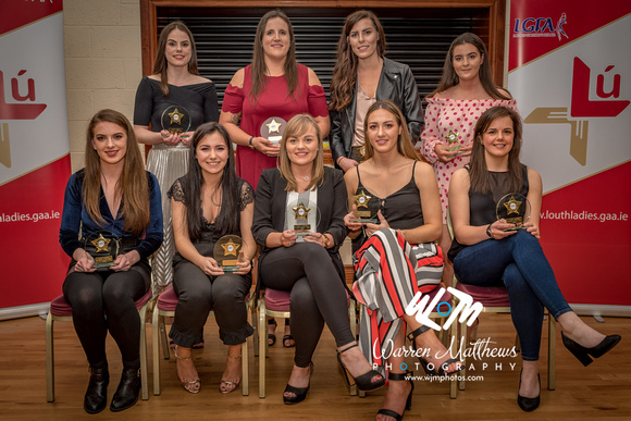 20181116 - 2018 Louth Ladies GAA All Star Presentation-6518