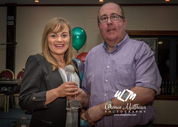 20181116 - 2018 Louth Ladies GAA All Star Presentation-6553