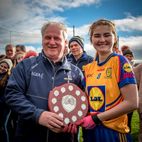 20181202 - ORaghallaighs O.Plunkets v Kilkerley Emmets (Louth Ladies Minor A Shield Final)