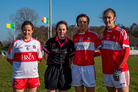 20180225 - Lidl Ireland Ladies Football Div 4 (Derry v Louth)