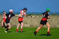 20200915 - St. Brides vs St. Kevins Louth Senior Camogie League Cup final}-25